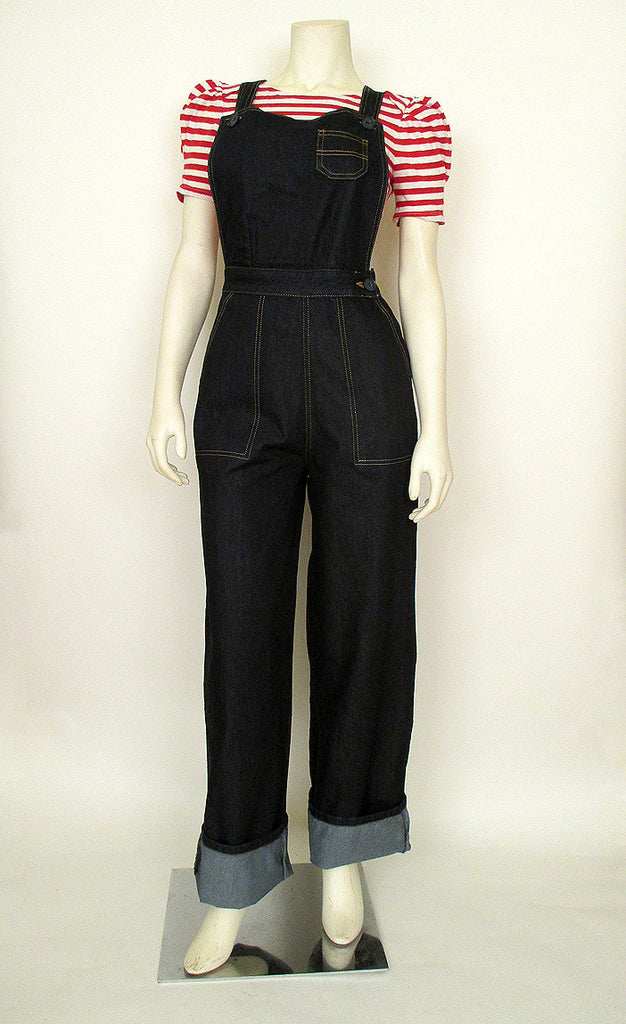 Rosie the Riveter Overalls