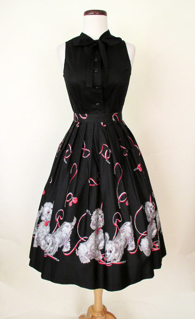 1950's Poodle Skirt