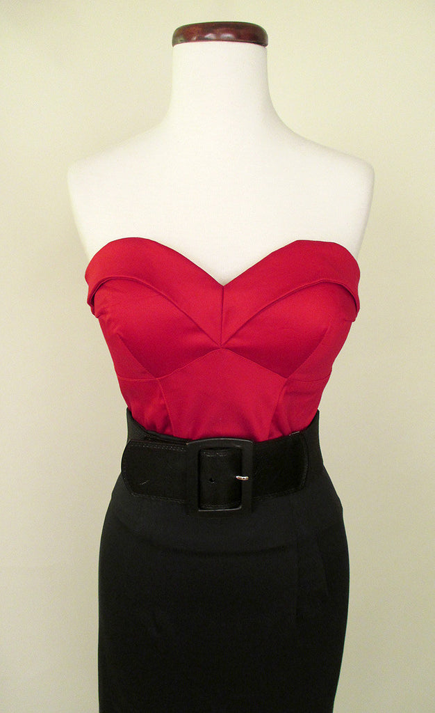 Perfect 1950's Bustier