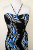 Awesome Shaheen Hawaiian Sarong Dress