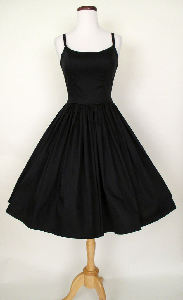 Go Anywhere Little Black Dress