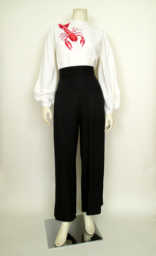 1940's Wide Leg Swing Pants