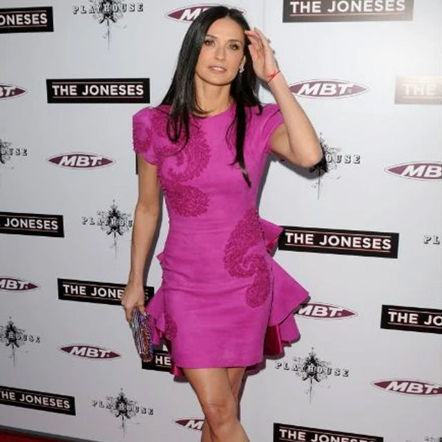 Get Moore in Shape: Demi Moore's Diet and Fitness Tips