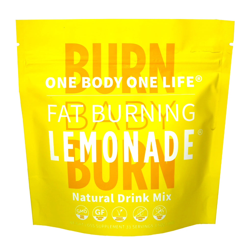 Fat Burning Lemonade