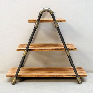 Three Shelf Display Bookcase - MODERNY