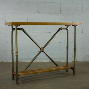 Two Tier Hallway Table - MODERNY