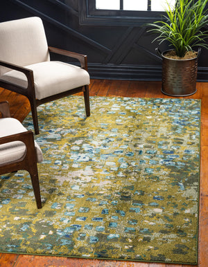Blaise - Modern Color Pattern Rug - MODERNY