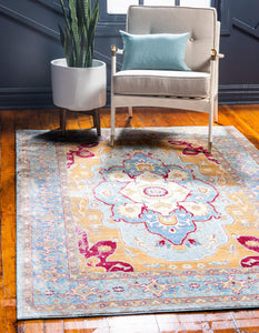 Leighton - Classic Pattern Large Rug - MODERNY