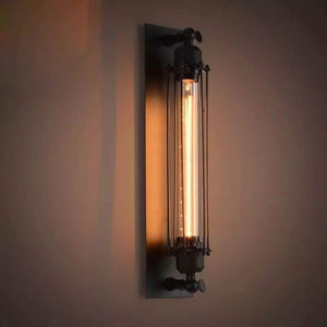 Industrial Style Vintage Bar Wall Lamp - MODERNY