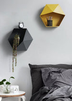 Sequoia - Geometric Storage Wall Box - MODERNY