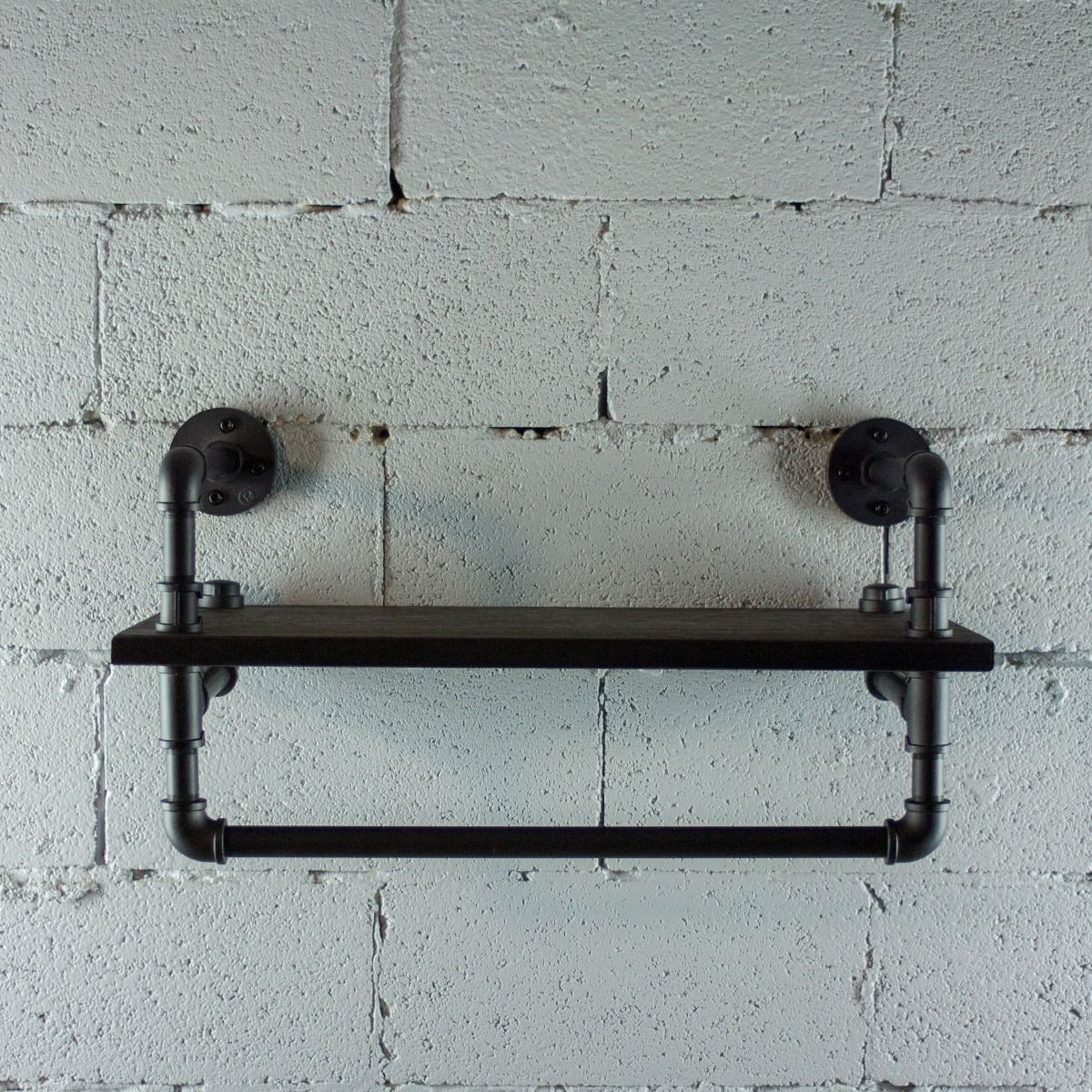 Industrial Vintage Multipurpose Shelf - MODERNY