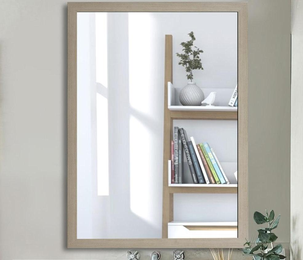 Vidalia - Rectangular Color Frame Mirror - MODERNY