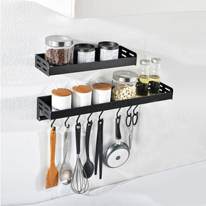 Decima - Modern Aluminum Kitchen Shelf - MODERNY