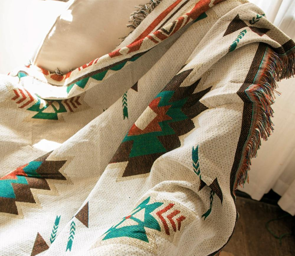 Ornat - Modern Nordic Throw Blanket - MODERNY