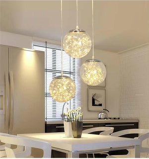 Levi - LED Light String Pendant Lamp - MODERNY