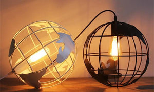 Modern Nordic World Globe Hanging Light - MODERNY