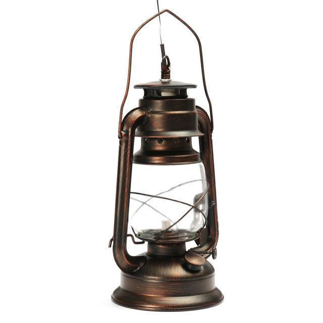 Vintage Lantern Style Wall Mount Lamp - MODERNY