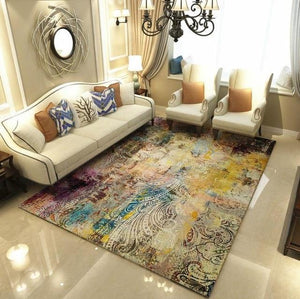 Large Modern Abstract Rug - MODERNY