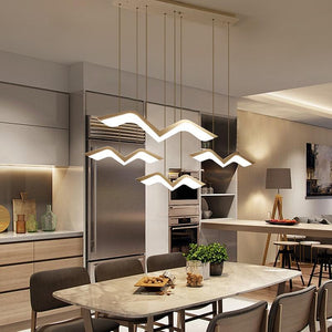 Freedom - Wing Chandelier - MODERNY
