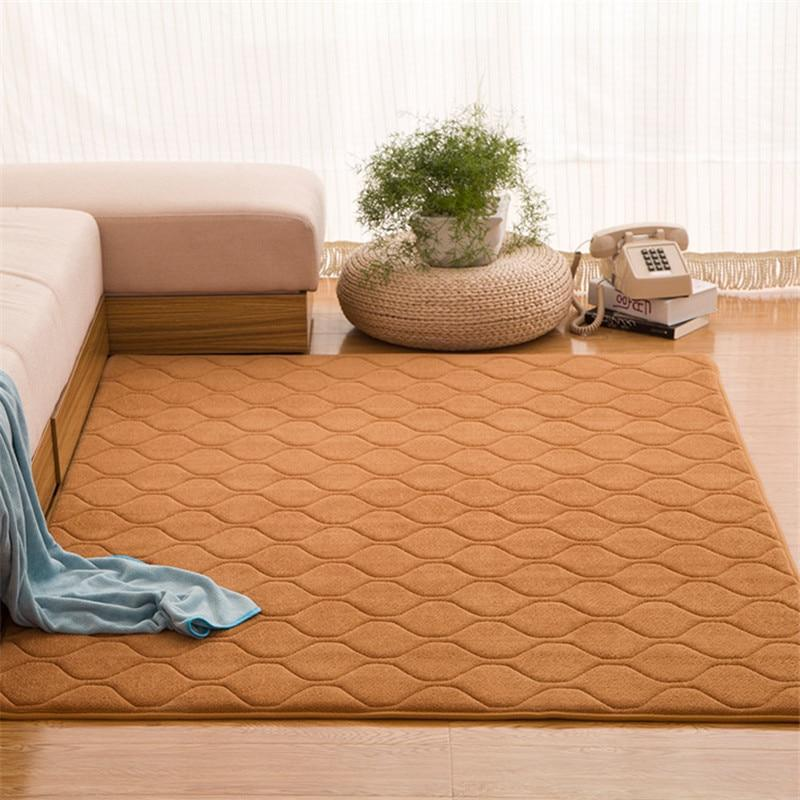 Classic Quilted Memory Foam Rug - MODERNY