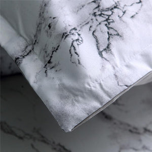 Italtop - Marble Pattern Bedding Set - MODERNY