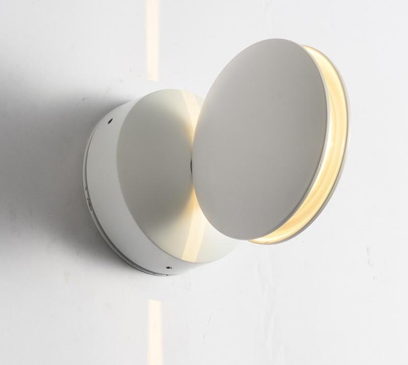 Circular Wall Mount LED Lamp - MODERNY