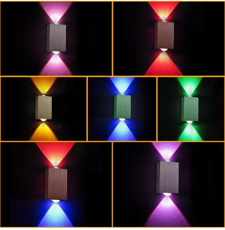 Modern LED Cube Box Wall Lamp - MODERNY