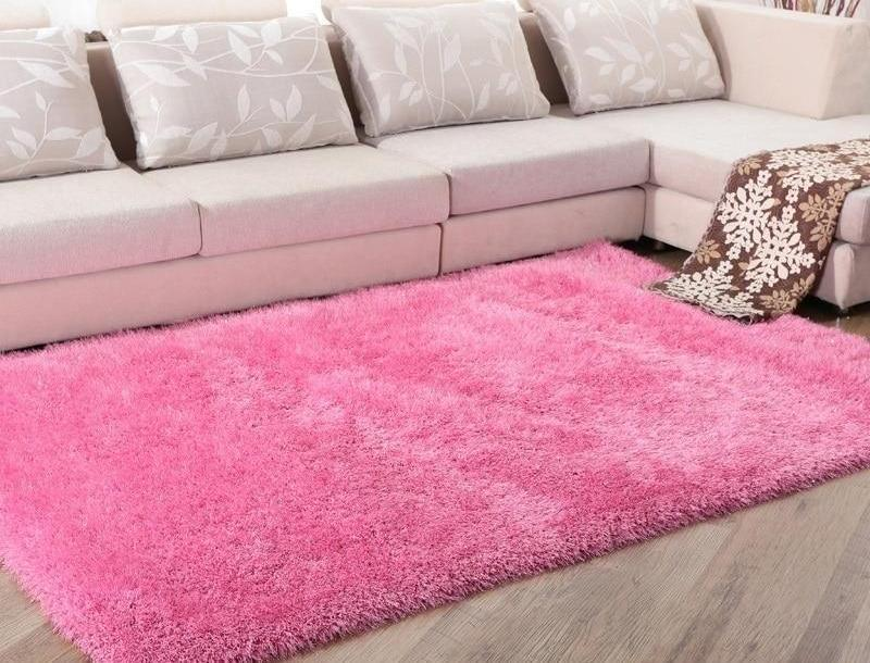 Large Luxury Shaggy Rug - MODERNY
