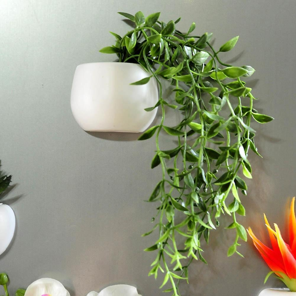 Mini Fridge Magnet Planter - MODERNY