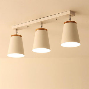 Modern Nordic Adjustable Angle Drop Down Lights - MODERNY