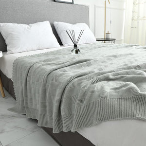 Naima - Cotton Throw Rug - MODERNY