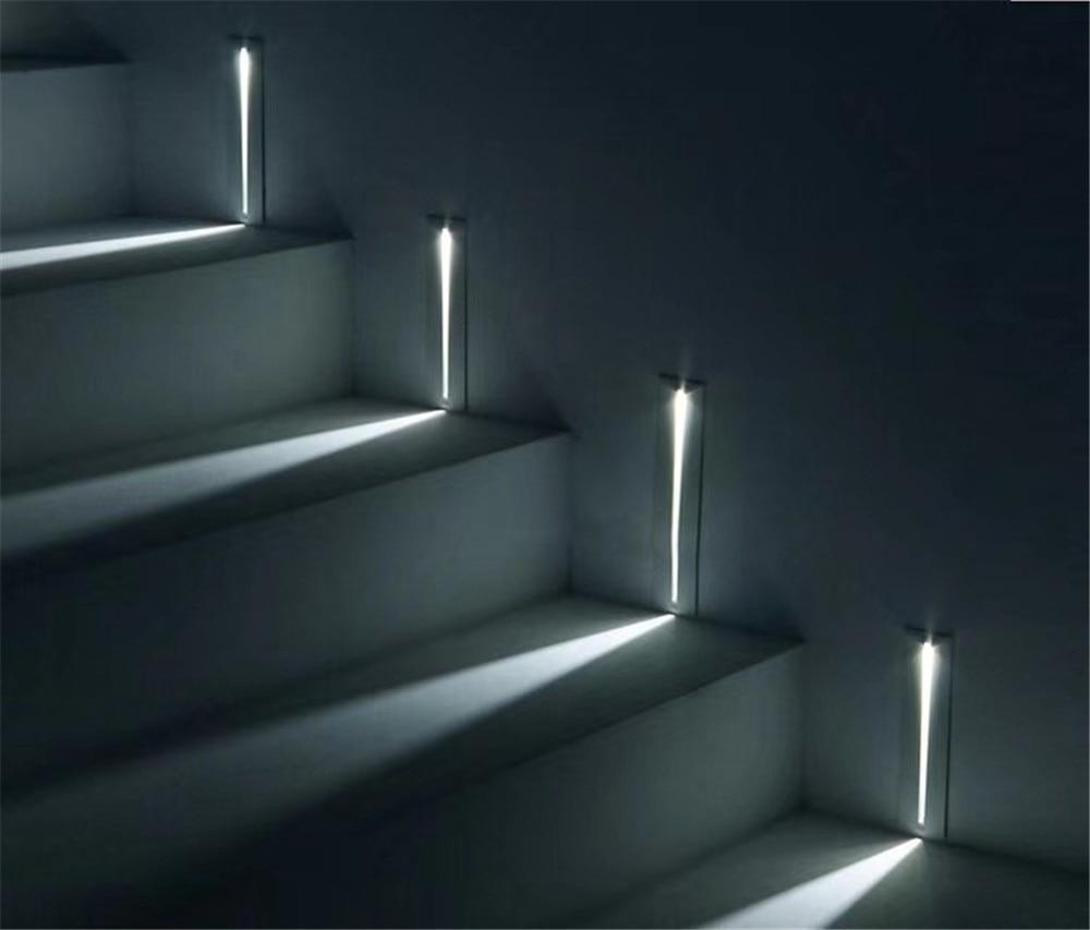 Dex - Recessed Light Effect Wall Light - MODERNY