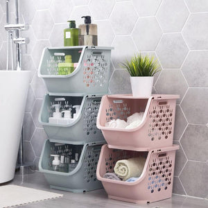 Janse - Stackable Storage Baskets - MODERNY