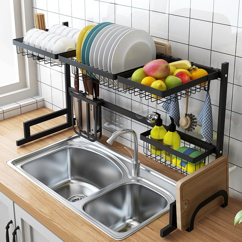 York - Kitchen Storage Rack - MODERNY
