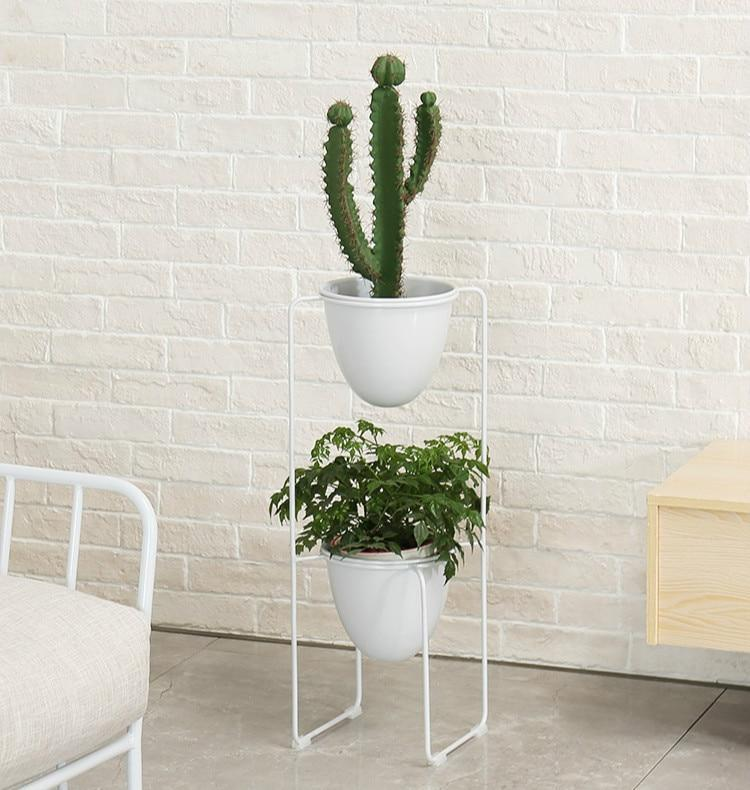Trevin - Two Level Modern Nordic Planter - MODERNY