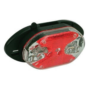 Oxford Ultratorch 5 LED Carrier Tail Light 50-80mm