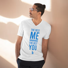Load image into Gallery viewer, The Best Me Men's Lightweight V-Neck Tee