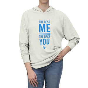 The Best Me Tri-Blend Hoodie