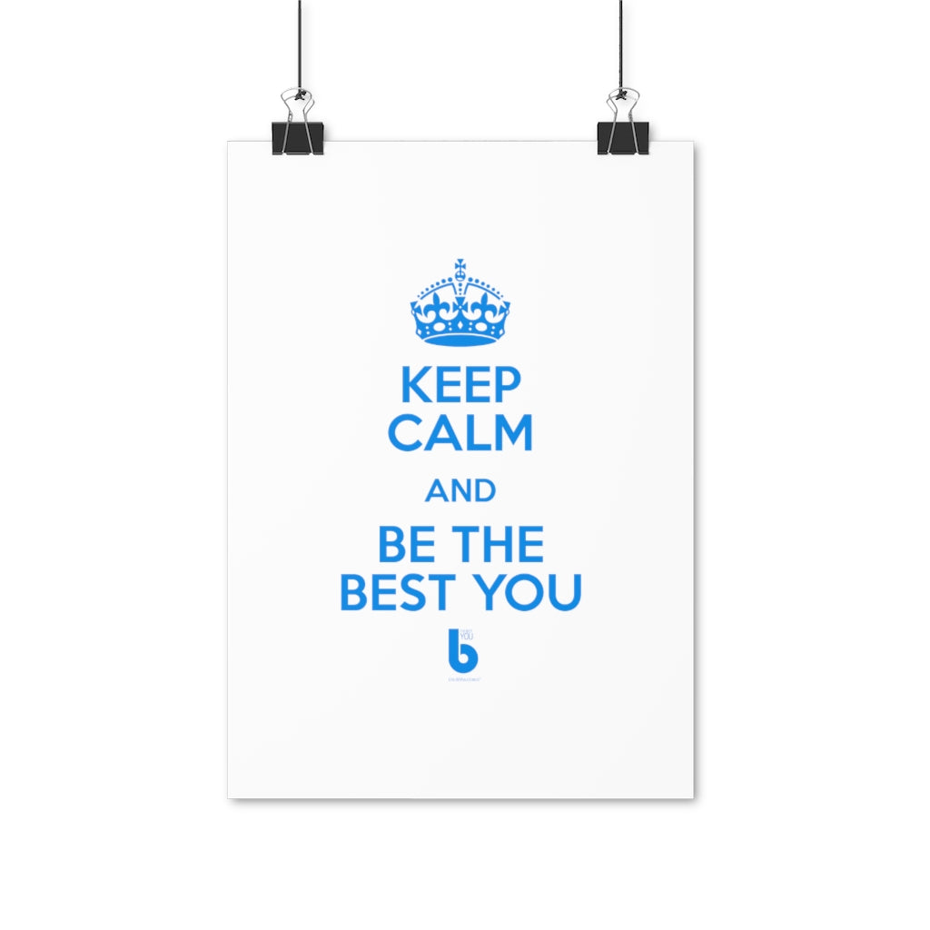 Keep Calm Poster (EU)