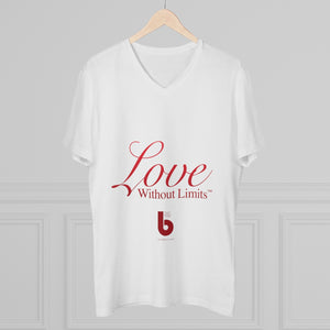 Love Without Limits Men's Presenter V-neck