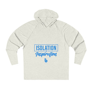 Isolation to Inspiration Tri-Blend Hoodie