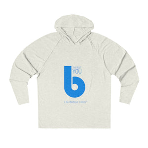 The Best You Unisex Tri-Blend Hoodie