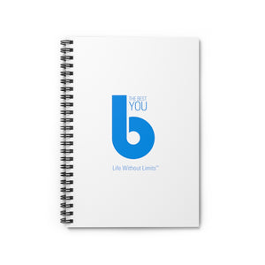 The Best You Spiral Notebook - Ruled Line
