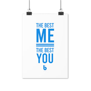 The Best Me Poster (EU)