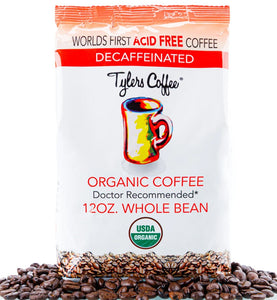 DECAF WHOLE BEAN (12OZ BAG)