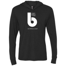 Load image into Gallery viewer, The Best You Unisex Triblend LS Hooded T-Shirt