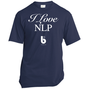 Love NLP Made in the USA Unisex T-Shirt