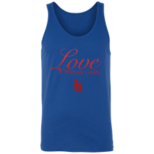 Load image into Gallery viewer, Love Without Limits Unisex Tank