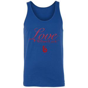 Love Without Limits Unisex Tank