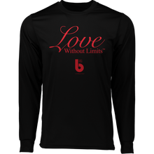 Load image into Gallery viewer, Love Without Limits Wicking T-Shirt